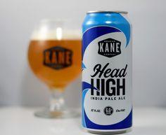 Local favorite - Head High from Kane Brewing #FavoriteBeers #summershandy #beers #footy #greatnight #beer #friends #craftbeer #sun #cheers #beach #BBQ