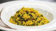 Risotto asparagi e zafferano ricetta perfetta, come fare il vero risotto