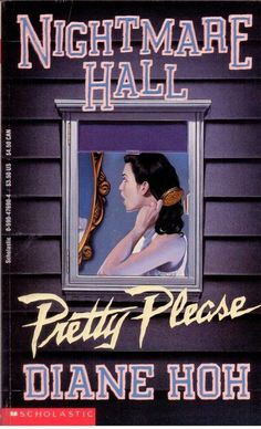 Nightmare Hall  #7 - Pretty Please by Diane Hoh - Paperback - S/Hand