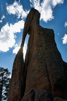 Needles Eye, Custer State Park