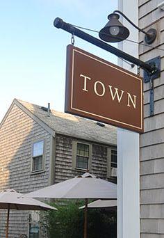 Town Restaurant - Nantucket