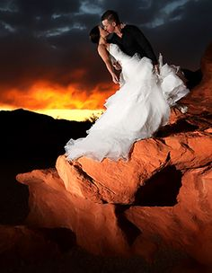 Here's a complete list of our Las Vegas wedding packages. From the Vegas Strip to the Grand Canyon, we have a package that's right for you. Need more info?