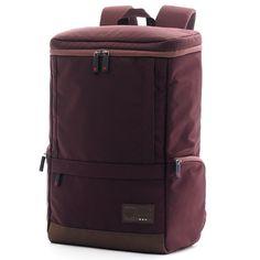 Top line-1 Backpack_Burgandy