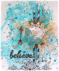 Believe - Scrapbook.com