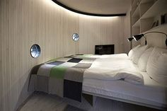 Tree Hotel, Harads, The Bird's Nest, Guestroom