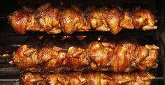 fg1 Duck Recipes, Chicken Recipes, Brazil Food, Pollo Chicken, Portuguese Recipes, Portuguese Food, Barbacoa, Appetisers, Sweet And Salty