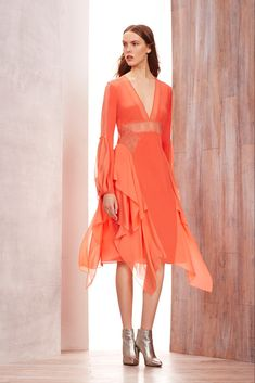 BCBG Max Azria Pre-Fall 2015 Collection Photos - Vogue