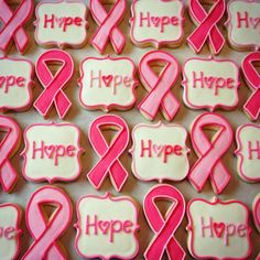Breast Cancer Awareness | Cookie Connection