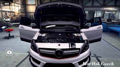 MERCEDES-BENZ A 45 AMG - CSR RACING 2 - ANDROID, IOS GAMEPLAY HD VIDEO