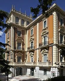 Museo Lázaro Galdiano, Madrid España.