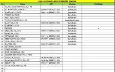 Download Aplikasi Cetak Piagam KKG Otomatis Format Microsoft Excel Tahun 2016