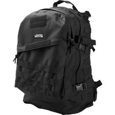 Barska Loaded Gear Tactical Backpack Black for sale online