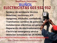 Electricistas BUÑOL 603 932 932 Baratos