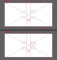 Download der Ordner-Vorlage  Laden Sie sich die Gestaltungsvorlage aus dem viaprinto Hilfecenter herunter. Diese steht in verschiedenen Dateitformaten zur Verfügung. In unserem Beispiel verwenden wir die Vorlage für InDesign: www.viaprinto.de/ordner-hebelmechanik