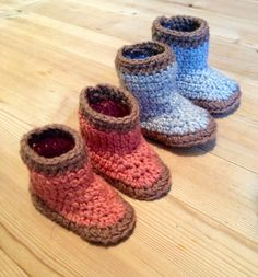 Rosie Boots & Raffy Boots   Crochet Slipper Boots by raffertyandrose on Etsy