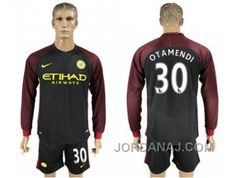 http://www.jordanaj.com/manchester-city-30-otamendi-away-long-sleeves-soccer-club-jersey.html MANCHESTER CITY #30 OTAMENDI AWAY LONG SLEEVES SOCCER CLUB JERSEY Only $20.00 , Free Shipping!