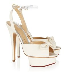 www.charlotteolympia.com, Charlotte Olympia, bride, bridal, wedding, bridal shoes, wedding shoes, haute couture