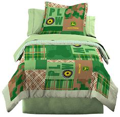 John Deere Toddler Room