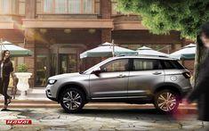 Power to excite Mid Size Suv, Garage, Sporty, Car, Carport Garage, Automobile, Garages, Autos, Car Garage