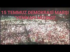 15 TEMMUZ DEMOKRASİ MARŞI YENİ VERSİYON MUHTEŞEM YORUM - YouTube