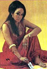 La Lupe - hot Latin! A Legend in her own time, she sang with a full voice and explosive intensity. See a testament to her life as you hear her voice below.