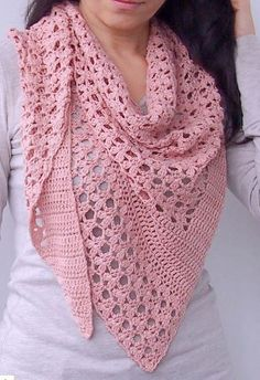10 Best Sources for Lacy Crochet Shawls - Pattern Princess Finding lacy crochet shawl patterns can be time consuming. Therefore, I have compiled the 10 Best sources for lacy crochet shawls on Etsy. Crochet Shawls And Wraps, Crochet Poncho, Crochet Scarves, Crochet Clothes, Hand Crochet, Crochet Lace, Crochet Stitches, Crochet Patterns, Crochet Hooks