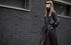 Street Style London Fashion Week - Streets of London