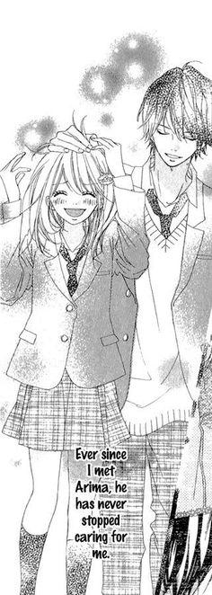 Mune ga Naru no wa Kimi no Sei 6  #shoujo #manga