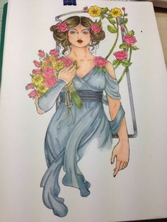 Image coloured using spectrum noirs Colouring Pages, Princess Zelda, Sams, Crafty, Spectrum, Fictional Characters, Color, Image, Pages To Color