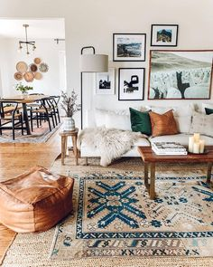 – A mix of mid-century modern, bohemian, and industrial interior style. Home and… – A mix of mid-century modern, bohemian, and industrial interior style. Home and… Boho Living Room, Cozy Living Rooms, Living Room Grey, Interior Design Living Room, Home And Living, Design Bedroom, Small Living, Bedroom Decor, Bedroom Furniture