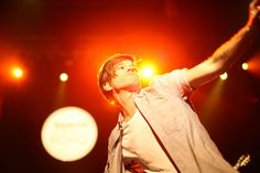 fun.'s Nate Ruess #Yontheroad