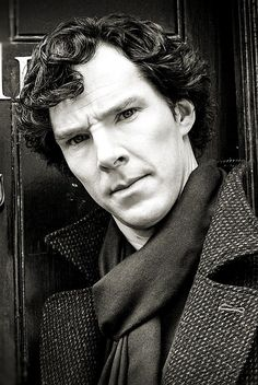 I feel like Sherlock is judging me... and getting confused.