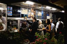 my inner hipster thinks having a food truck at your wedding for the late night snack is the BEST idea