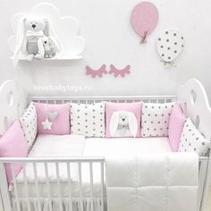 Kitchen Home Decor 14 : 12 - LoveBabyToys Lovebabytoys. Baby Boy Room Decor, Baby Bedroom, Baby Boy Rooms, Girl Room, Girls Bedroom, Baby Crib Diy, Baby Crib Sets, Baby Cribs, Baby Doll Accessories