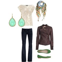 spring yumminess, created by tracey1964 on Polyvore