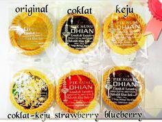 Pie susu Dhian, Oleh2 enak dari bali yang ramah dikantong Original / Coklat @ 1.500 Rasa lain @ 1.700 Min.order 25pcs Order dan transfer, besoknya lgs dikirim dari pabriknya dibali...  Info: Line: piesusudhiandps Bbm: 7674BB71 Follow @pie susu dhian dps Wa: 087881978609