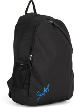 ad9cd7a79674 Skybags Brat 2 Backpack (Black)