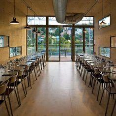 Les Grandes Tables de L'île by 1024 Architecture