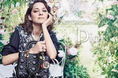 Marion Cotillard stars in Lady Dior resort 2017 campaign