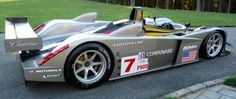 2002 Cadillac LMP02 Lemans Prototype. Car is pristine and ready to race. In 2010 The Cadillac works team Wayne Taylor Racing fully prepared the car. Installed a fresh motor. Inspect all wiring looms Install Bosch ECU and wiring looms. Sent gearbox to Xtrac to be fully checked .Crack check gears Sonic clean oil coolers, radiators, gearbox cooler Crack check, suspension studs, chassis studs, all suspension, gears, steering rack, exhaust system with USAC inspection report.