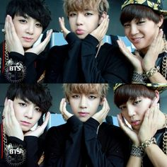 BTS maknae line is the cutest