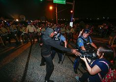 Ferguson Residents say Media coverage Causes Violence...hear that lamestream media??? 11-23-14 by DG While media is getting its Social justice thing on! everyone in Ferguson just wishes they would go back to NY! media has a destructive impact!