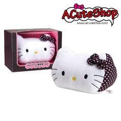 Hello Kitty Die-cut Dog Cat Plush Pet Bed Pillow Sanrio | eBay