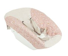 Trixie Baby Bezug für Stokke Newborn Set Pebble rosa