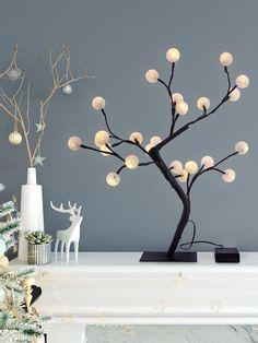 #homedecor #interiordesign #decoration #decor #design #homedesing #inspiration Led Tree, Bonsai, Night Light, Christmas Decorations, Seasons, Interior Design, Inspiration, Home Decor, Minimalist