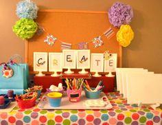 Art Party - Arts & Crafts