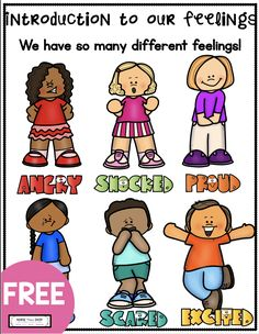 Help kids navigate feelings and emotions – free social emotional learning resources – free printables kindergarten – free first grade … Teaching Social Skills, Social Emotional Learning, Learning Skills, Learning Resources, Leadership Activities, Cooperative Learning, Group Activities, Therapy Activities, Elementary School Counseling