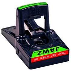 JT Eaton Jawz Plastic Mouse Trap For Solid or Liquid Bait Pack of 24 * You can get additional details at the image link. (This is an affiliate link) Best Mouse Trap, Mouse Traps, Step Function, Flea Spray, Pest Management, Thing 1, Garden Guide, Pest Control, Bait