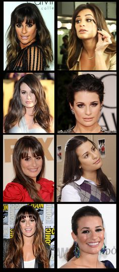 Which of these Broadway singer and Glee actress, Lea Michele's, on-trend looks are you loving for your next style switch-up? We love that she is such a chameleon, effortlessly making each trend her own!