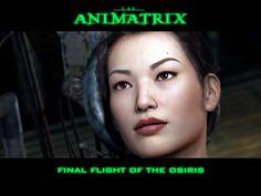 O Vôo Final de Ozires.Animatrix 01 - http://centralgno.blogspot.com.br